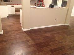 Ceramic Wood Tile Flooring Our New Tile That Looks Like Hardwood Eleganza Hampton Walnut