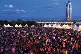 danube island festival vienna now forever