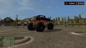 Ford Mud Racing Trucks - ford mud diesel truck v1 0