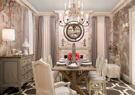 country dining room furniture with fireplaces