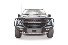 Ford Raptor 2017 - 2017 ford raptor premium front winch bumper with full guard