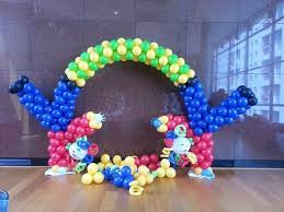 1229 best balloon ideas images on pinterest balloon decorations