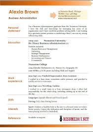 administrative resume samples administrative resume example