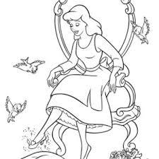 cinderella prince charming dance cinderella coloring