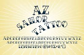 30 tattoo fonts ttf otf design trends premium psd vector