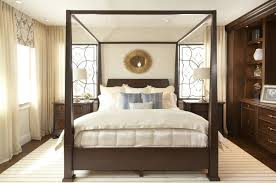 bedroom transitional modern combining modern and traditional