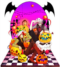 animie halloween background soul eater halloween white background page 7 zerochan anime image board