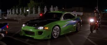mitsubishi eclipse fast and furious image brian u0027s eclipse in little saigon jpg the fast and the