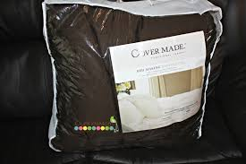 covermade bedding down alternative comforter review