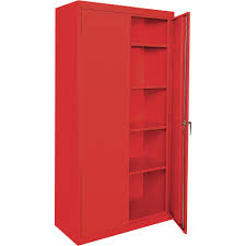 Metal Storage Cabinet Awesome Metal Storage Cabinet With Doors