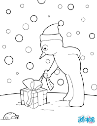 coloring pages xmas