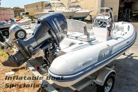 ab oceanus 14 vst 2017 with outboard engine inflatable boat
