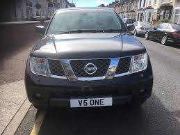 grey nissan pathfinder nissan pathfinder 7 seater valuable plate included in sale not