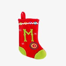 personalized monster jam breakin u0027 through christmas stocking