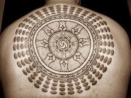 15 peaceful buddhist tattoos