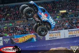 son of grave digger monster truck wheels and son uva digger on top again