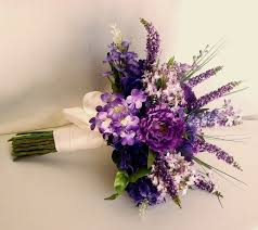 wedding flowers bouquet lavender wedding flowers