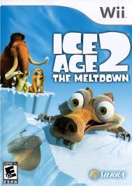 ice age 2 meltdown 2006 wii box cover art mobygames