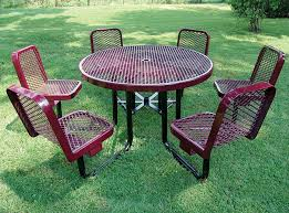 Wholesale Patio Dining Sets Commercial Park Benches Picnic Tables And Site Furnishings