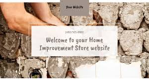 Home Improvement Stores by Home Improvement Store Website Templates Godaddy