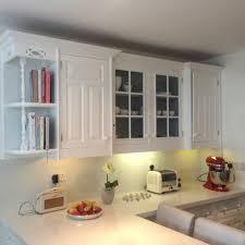 Limed Oak Kitchen Cabinets by Painted Smallbone Limed Oak Kitchen Bath