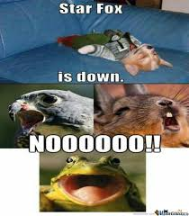 Star Fox Meme - star fox is down by recyclebin meme center