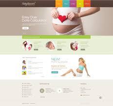website bug report template pregnancy responsive website template 45156 pregnancy responsive website template