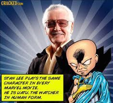 Stan Meme - the truth about stan lee marvel comics know your meme