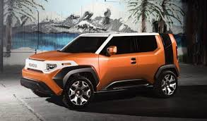 toyota suv toyota ft 4x concept is a fun suv for millennials the torque report