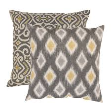 Grey Decorative Pillows Tips Add Comfort To Your Home With Crate And Barrel Throw Pillows