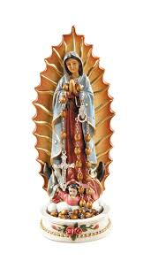 rosary holder our of guadalupe rosary holder gifts jewelry