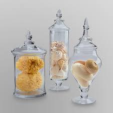 bathroom apothecary jar ideas bathroom bathroom apothecary jar ideas essential home 3