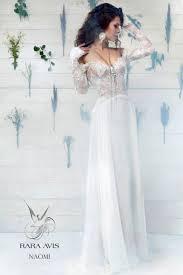 long sleeve wedding dress naomi simple wedding dress wedding