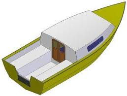 Free Small Wooden Boat Designs by 16 U0027 Sea Power Boatplans Dk Online Free And Inexpensive Boat