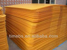 floor protection pp corrugated plastic sheet 4x8 buy