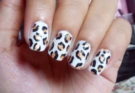 gold leopard print nail art tutorial youtube