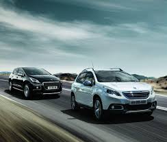 opel peugeot peugeot 2008 and 3008 crossway editions