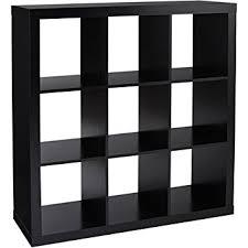 Cabinet And Bookshelf Amazon Com Better Homes And Gardens 9 Cube Organizer Storage
