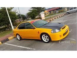 honda civic 2000 exi 1 6 in selangor manual hatchback yellow for