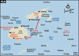 map of suva city sailing with nine of cups suva fiji islands
