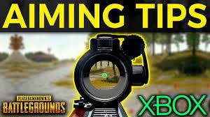 pubg tips xbox pubg xbox aiming gunfighting tips youtube