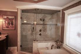 custom walk in showers master suite custom tile walk in shower master suite custo flickr