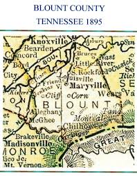 Tennessee Map Of Counties by Webb Ruthrawls U0027s Blog