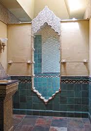 arts and crafts ceramic tile shower arts and crafts bathroom tile