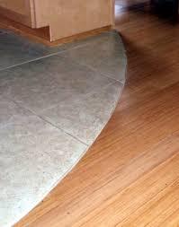 tile to wood floor transition tile to hardwood transition image
