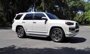 toyota 4runner 2014 review road test review 2014 toyota 4runner limited 2wd is low and