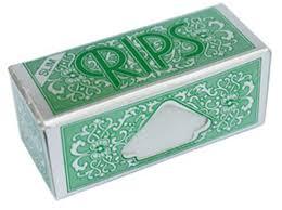 cigarette wrapping paper rips green slim 1 1 4 cigarette rolling paper 16