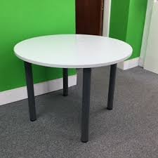 Grey Meeting Table Grey Meeting Table City Used Office Furniture