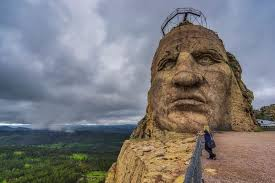 mt rushmore mount rushmore and crazy horse american monuments in the heartland