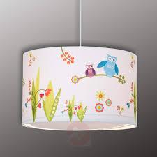 suspension chambre d enfant birds suspension joyeuse pour chambre d enfant luminaire fr
